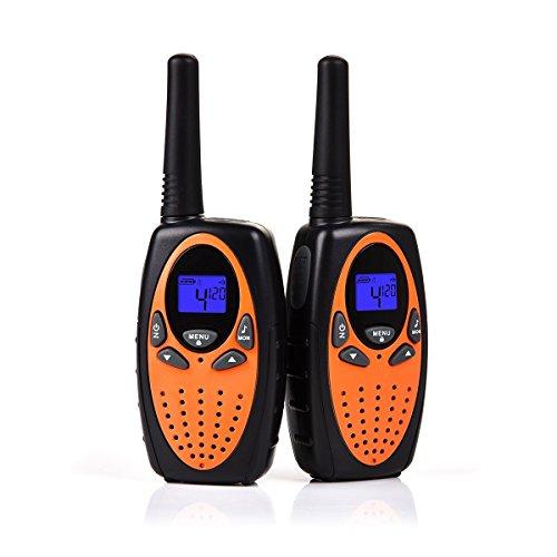 Upgrow Walkie Talkies 8 Channel 2 Way Radio Kids Toys Wireless 0.5W PMR446...