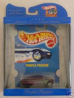 Hot Wheels Limited Edition 30th Anniversary Collector's Favorites 1971 Mutt Mobile ()