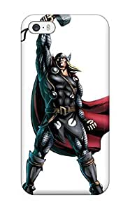 OwfGQvm1517FedrG Tpu Case Skin Protector For Iphone 5/5s Thor With Nice Appearance