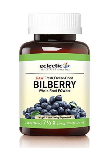Eclectic Bilberry Fdp, Green, 90 Gram