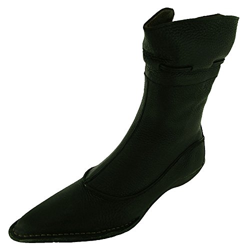 El Naturalista Chaussures De Démarrage Bout Pointu Elfos N583 Noir