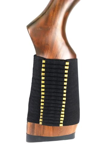 Accessories 17 Hmr (Flagaway® 72 Rounds .22 Ruger 10/22 Elastic Buttstock Rifle Shell Holder Stock Ammo)