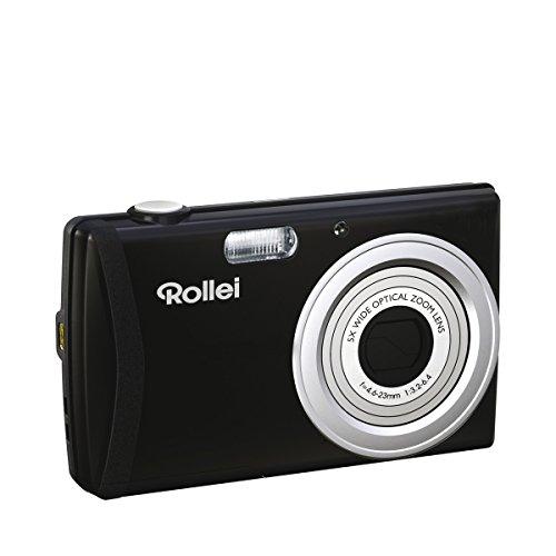 Rollei Compactline 750 (kompakte Digitalkamera 16 Megapixel, 5x opt. Zoom, 2.7