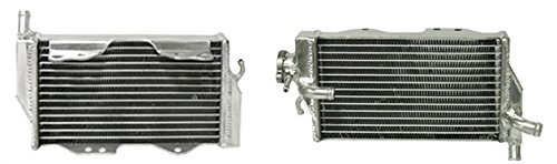Outlaw Racing OR3381 Radiator Set-Dirt Motorcycle HONDA CR250R 2002-2004 (2003 Cr250r Radiator compare prices)