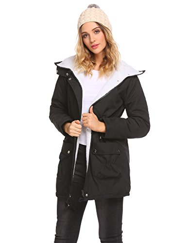 Quilted Car Coat - 5