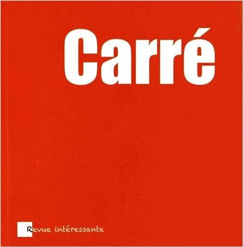 Livre Carré, N° 2 : Carré rouge pdf ebook