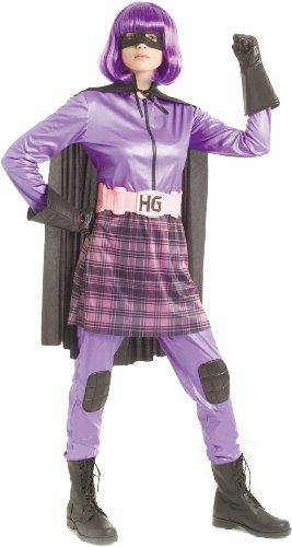 Kick-Ass Movie Hit Girl Womens Costume (Small 4-6) (Hit Girl Costumes)