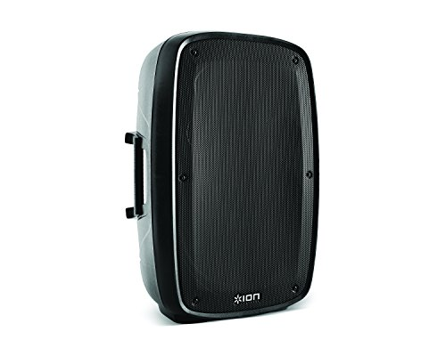 ION Audio Total PA Plus | 350W Multisource Bluetooth Loudspeaker with Mic & Cable (FM Radio, XLR, 1/4