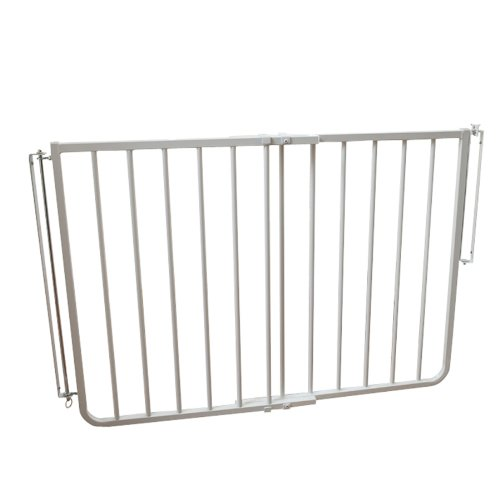 Cardinal Gates Outdoor Gate - White