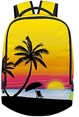 Amazon.com: Women Men Graffiti Backpack 3D Galaxy Travel Satchel Rucksack Bagpack,Q,United States: Computers & Accessories