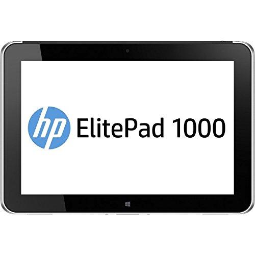 HP G5F94AW ElitePad 1000 G2 64 GB Net-tablet PC - 10.1 inch - Wireless LAN - Intel Atom Z3795 1.60 GHz - 4 GB RAM - Windows 8.1 Pro 64-bit - Slate - 1920 x 1200 Multi-touch Screen Display - Bluetooth by HP