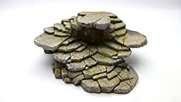 Stacked Rock, Reptile Habitat Accessory