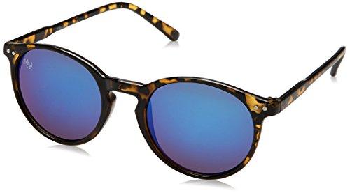 sol Dayton Karey de Customobel 4 Gafas Azul Redondas IZqaaFP6w