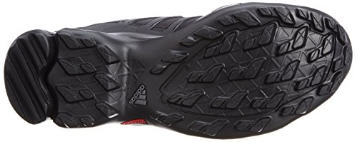 adidas Terrex Swift R Mid GTX, Scarpe da Trekking da Uomo Nero (Schwarz)