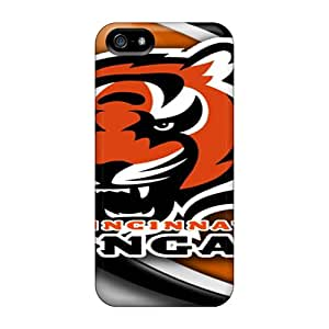 Premium Cincinnati Bengals Heavy-duty Protection Case For Iphone 5/5s