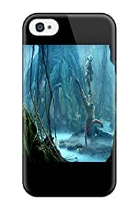 DanRobertse Case Cover For Iphone 4/4s - Retailer Packaging Star Wars Tv Show Entertainment Protective Case