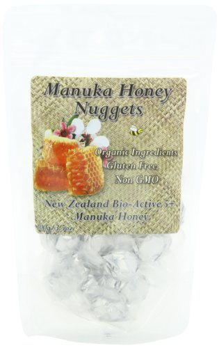 Pacific Resources Nugget Candies, Manuka Honey, 100-Gram (Resource Boost)