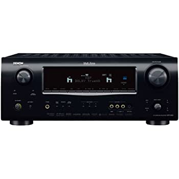 Denon avr 1909 7 1 channel multizone home for Yamaha multi zone receiver