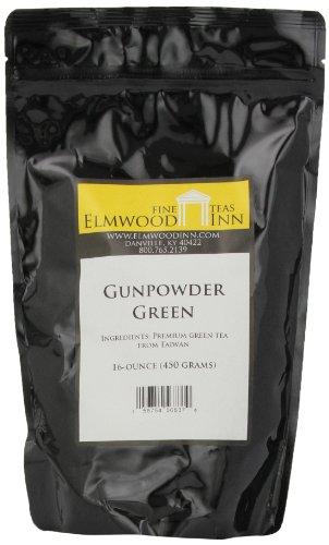 s, Gunpowder Pinhead Organic China Green Tea, 16-Ounce Pouch (China Gunpowder Tea)