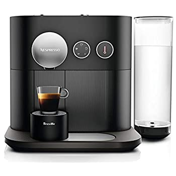 Image of Breville-Nespresso USA BEC720BLK Nespresso Expert by Breville, Black Espresso & Coffee Maker, Bundle Home and Kitchen