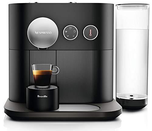 Breville-Nespresso USA BEC720BLK Nespresso Expert by Breville, Black Espresso Coffee Maker, Bundle