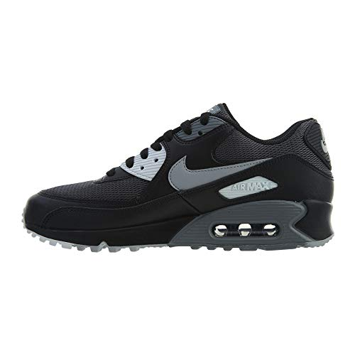 Air Max Black Wolf Essential Grey 90 Sneaker Nike Black gzxOPP