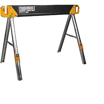 TOUGHBUILT TB-C500 1000lbs Saw Horse