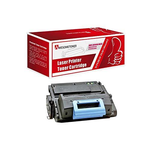 Awesometoner Compatible 1 Pack Q5945A MICR Toner Cartridge for HP Laserjet 4345 4345mfp 4345x MFP M4345 MFP M4345x MFP Yield 18000 - 4345mfp Kit Laserjet Maintenance