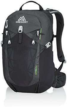 Gregory Mountain Products Citro 20 Liter Men s Day Hiking Backpack Hiking, Walking, Travel Free Hydration Bladder, Breathable Components, Cushioned Straps Stay Hydrated on The Trail