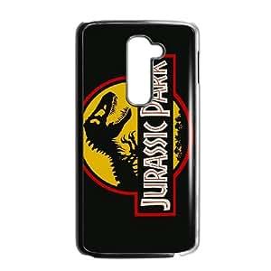 LG G2 Cell Phone Case Black Jurassic park as a gift I727261