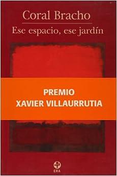Book Ese espacio, ese jardín (Spanish Edition)