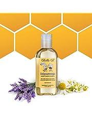 BELLA B Baby Massage Oil 3.3 oz - Baby Oil Organic - Infant Massage Oil Baby - Baby Massage Oil Organic - Organic Baby Oil Lavender - Lavender Baby Oil - Massage Oil Organic for Infants