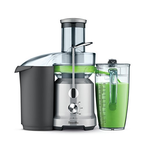 Breville RM-BJE430SIL The Juice Fountain Cold (Certified Refurbished)