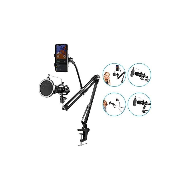 Neewer Adjustable Recording Microphone S