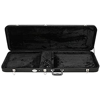 ChromaCast CC-PS-STEHC Pro Series Strat & Tele Body Style Electric Guitar Hard Case GO-DPS Inc(GoDpsMusic)
