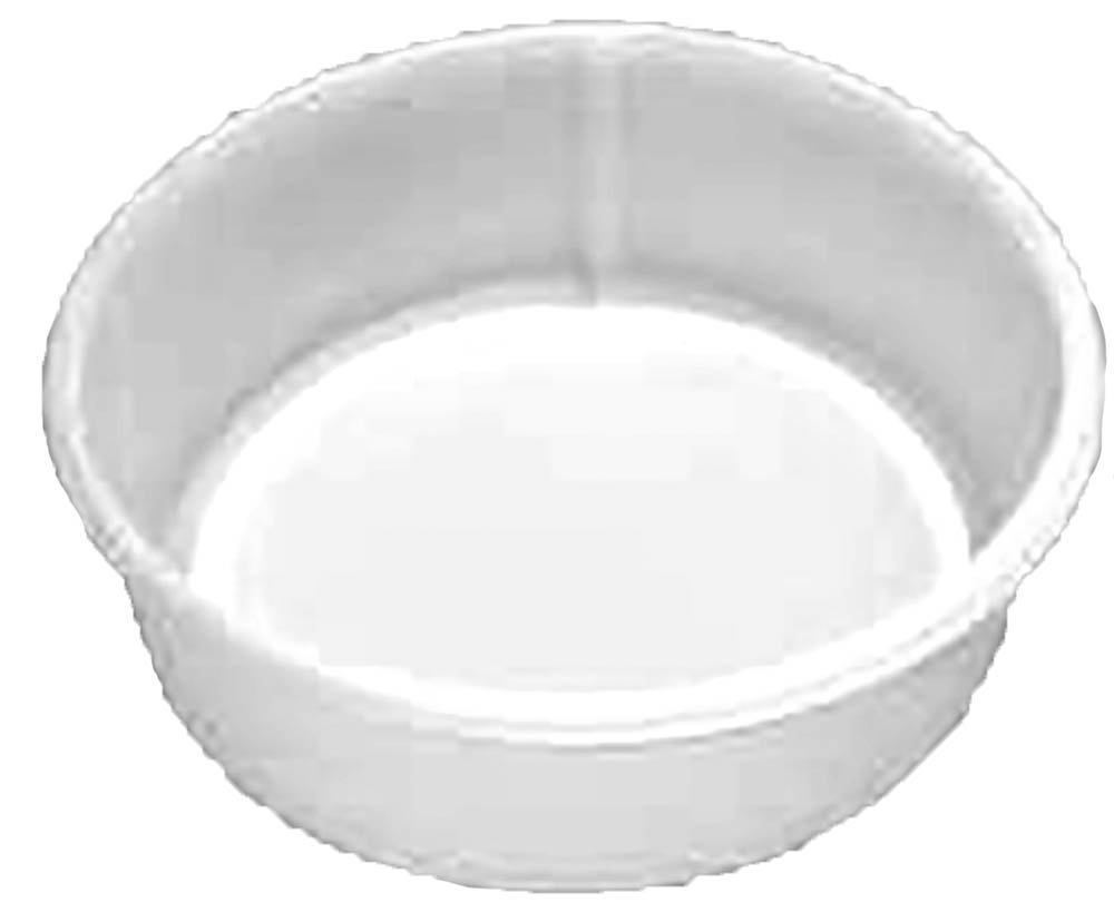 Box of 2 Each CDF 5HD-600 EZ-Strainer Insert for 5 Gallon Pail Strains unwanted Particles from Any Product . Nylon mesh Strainer Screen is 600 Micron coarse Made of Heavy Duty HDPE