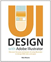 UI Design with Adobe Illustrator Front Cover