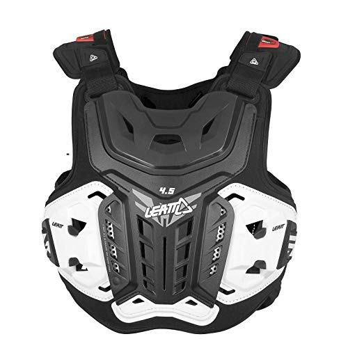 Leatt 4.5 Chest Protector (Black, Adult)