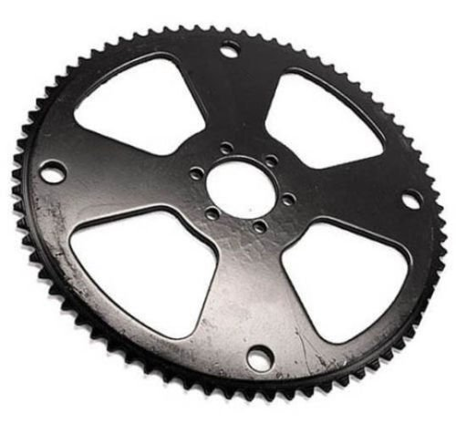 74 Tooth #35 Chain Rear Wheel Sprocket 6-bolt for Apollo 40cc Mini Dirt bike, Baja DoodleBug 97cc miniBike, Motovox MBX10, MBX11 (Wheel Sprocket Tooth Rear)