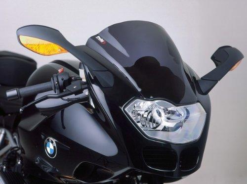 Puig Race Windscreen Dark Smoke for BMW R1200S 07-09 - Puig Race
