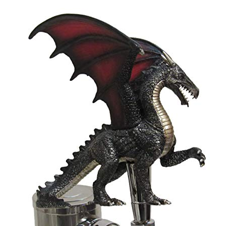 Mystical Dragon Beer Tap Handle Sports Bar Kegerator Breweriana GoT