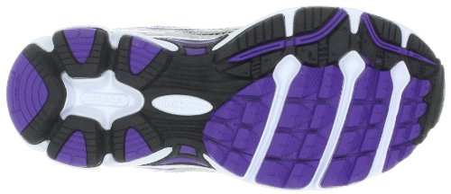 little Shoe Saucony Kid Kid Silver Cohesion Running 6 purple Girls big Lace XwTqAYw