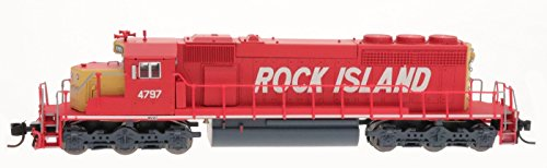 EMD SD40-2 NO DYNAMIC BRAKES W/LOKSOUND & DCC -- ROCK, used for sale  Delivered anywhere in USA