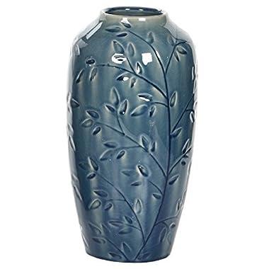 Hosley's Ceramic Vase - 11  High