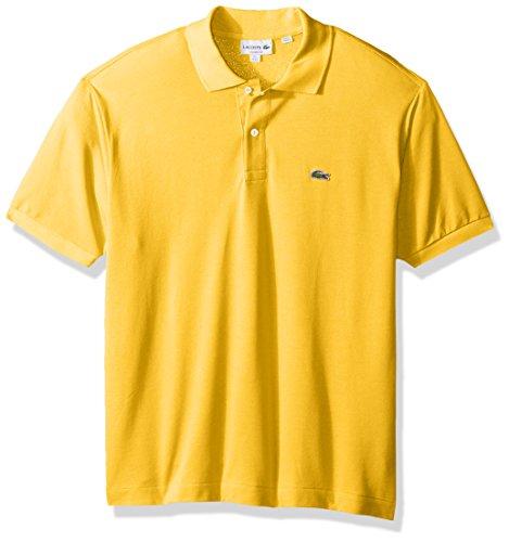 Lacoste Men's Short Sleeve Pique L.12.12 Classic Fit Polo Sh