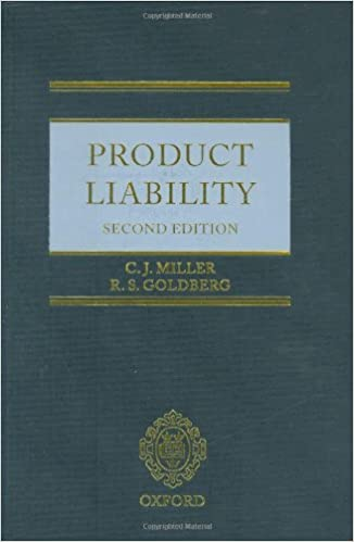 Book Product Liability