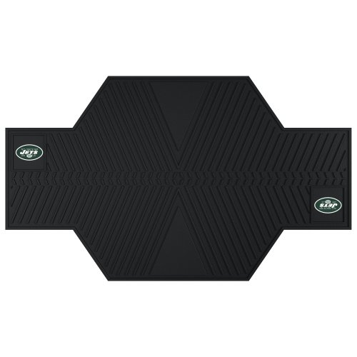 FANMATS 15328 NFL New York Jets Motorcycle Mat by Fanmats