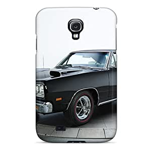 Loveholiday Snap On Hard Case Cover Dodge Coronet R T 440 Magnum '1969 Protector For Galaxy S4