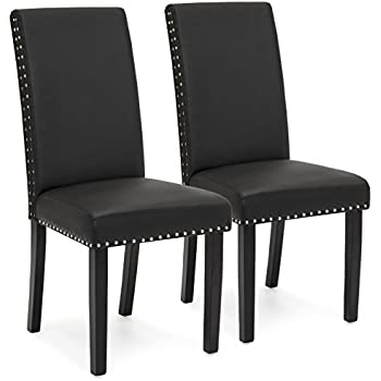 Amazon Com Best Choice Products Set Of 2 Studded Faux