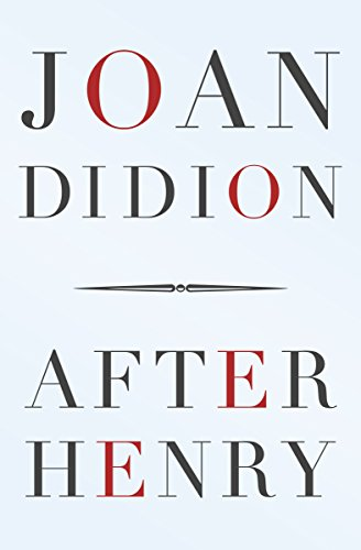 After Henry Essays Joan Didion ebook product image